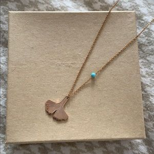 New without tag | Steel Rose Gold Necklace by ZAG